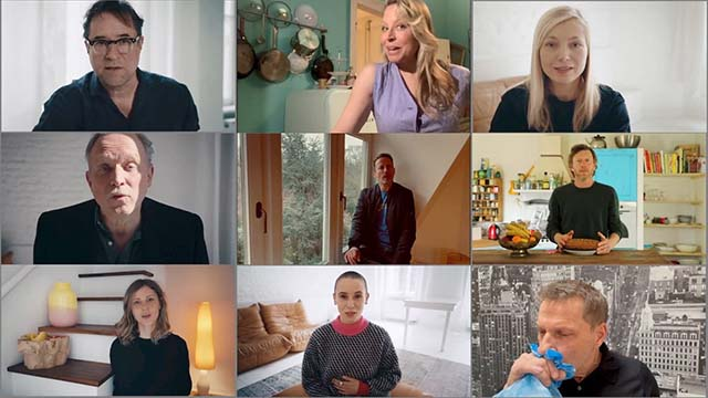 #allesdichtmachen: Zu Kreuze kriechen oder Berufsverbot? (Videos)