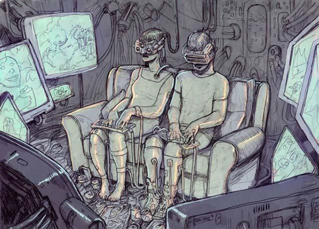 Tech-Dystopie: Schauspieler deckt auf ? Elite will uns mit Agenda 2030 machtlos machen (Video)